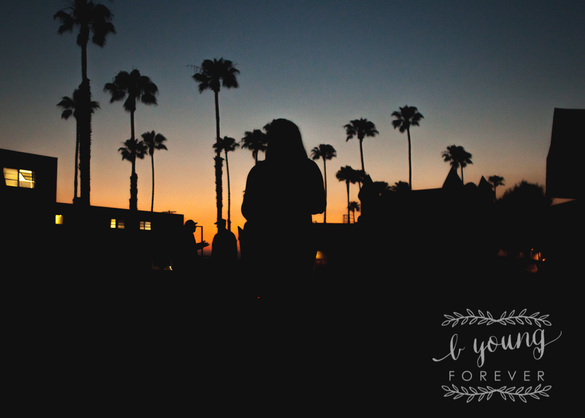 Love Reunited {San Diego Homecoming Photographer}