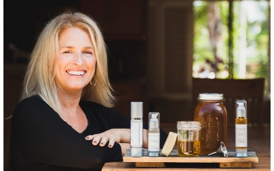 Stephanie Devine Skincare ~ Lifestyle Business Shoot