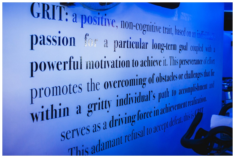 Do You Have The Grit For Grit Cycle?  I Dare You To Try!