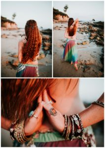 Belly Dancing Girl B. Young Forever Photography Portrait Beach Art-32